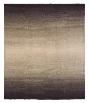Tufenkian Knotted Twilight I Moonshade Area Rug
