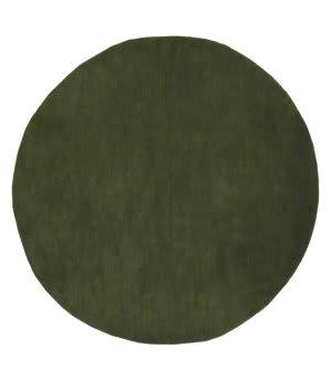 Tufenkian Tibetan Green 8' Round Rug