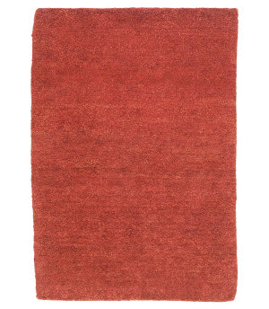 Tufenkian Tibetan Sprouts Madder Red Area Rug
