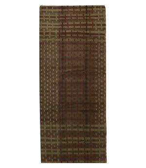 Tufenkian Tibetan Roseberry 7' x 18' Runner Rug