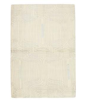 Tufenkian Tibetan Ivory 8' x 10' Rug