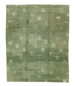 Tufenkian Tibetan T107 Green 10' x 14' Rug