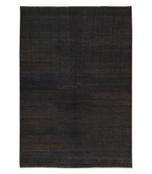 Tufenkian Knotted Black 8' x 10' Rug