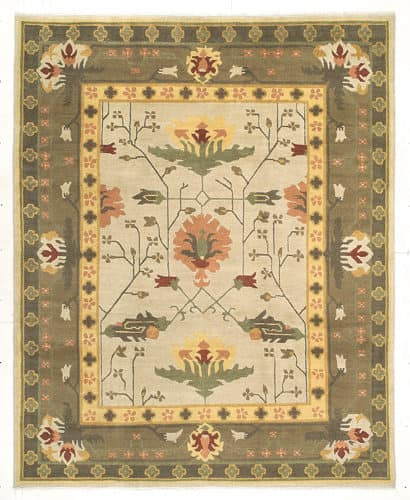 Tufenkian Setana Big Donegal Buttercup Area Rug