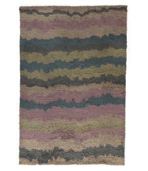 Tufenkian Knotted Lavender Sample 6' x 9' Rug