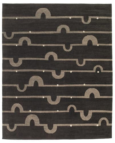 Tufenkian Lama Chant Bark Area Rug