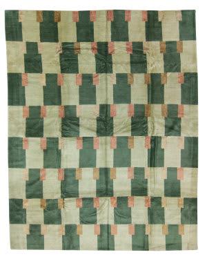 Tufenkian Tibetan Green 11' x 14' Rug