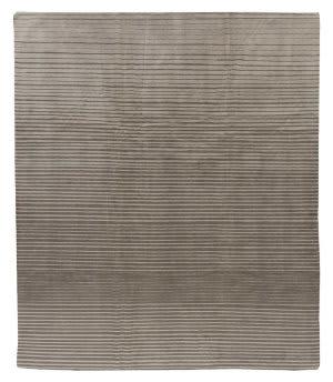 Tufenkian Tibetan Flip Side Gray/Taupe Area Rug