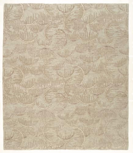 Tufenkian Shakti Heavenly Bisque Area Rug