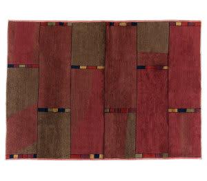 Tufenkian Tibetan Red 10' x 14' Rug