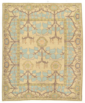 Ardour Carpets Hand Knotted 81435  Area Rug