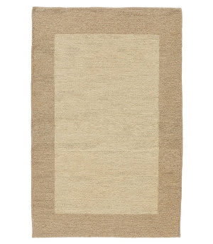 Tufenkian Knotted Natural 3' x 5' Rug