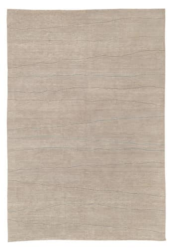 Tufenkian Kotana Low Tide Raincloud Area Rug