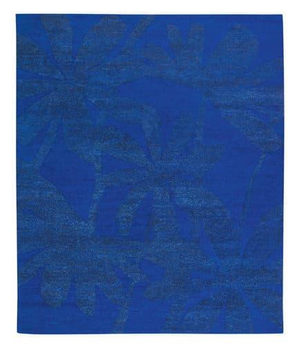 Tufenkian Lama Paradise Killer Blue Area Rug