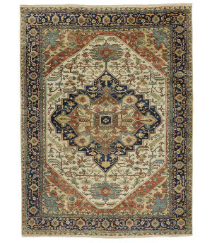 Tufenkian Knotted  9' x 12' Rug