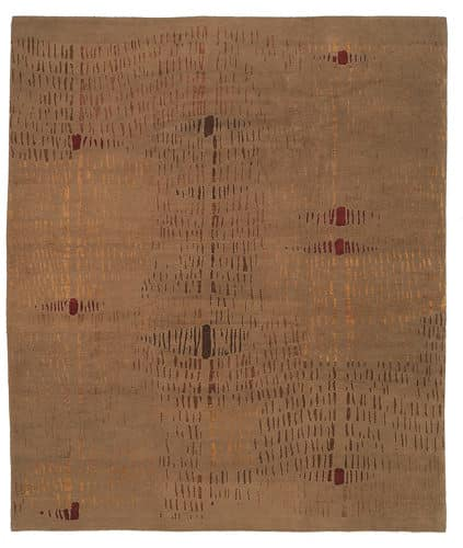 Tufenkian Shakti Prati Maple Area Rug