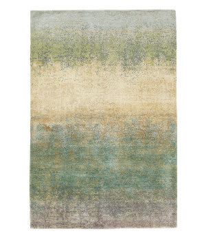 Tufenkian Knotted Seacove 4' x 6' Rug