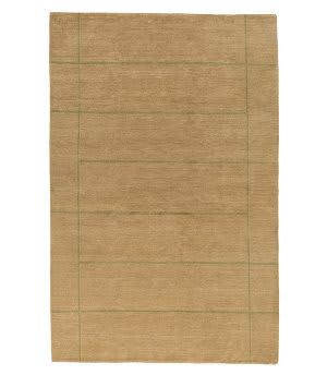 Tufenkian Tibetan Flax Wool 6' x 9' Rug