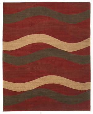 Ardour Carpets Hand Knotted 81633  Area Rug