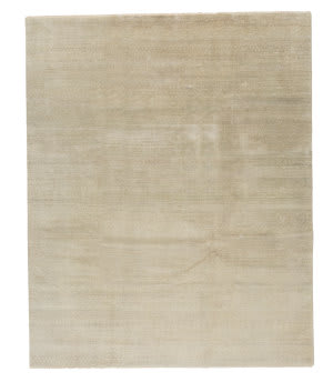 Tufenkian Knotted Taupe 8' x 10' Rug