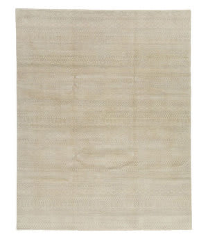 Tufenkian Knotted Tan 8' x 10' Rug