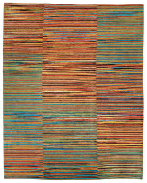 Ardour Carpets Hand Knotted 81643  Area Rug