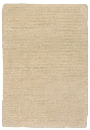 Tufenkian Yaksoo Sprouts Pearl White Area Rug