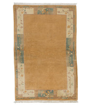Tufenkian Tibetan Caramel 6' x 9' Rug