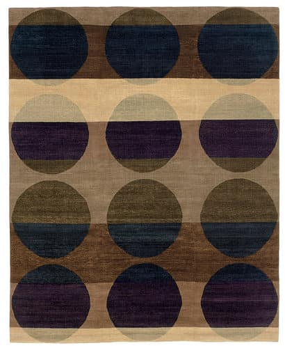 Tufenkian Kotana Total Eclipse Nightshade Area Rug