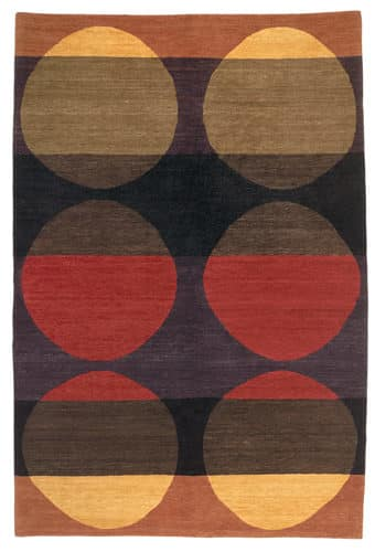 Tufenkian Kotana Total Eclipse Twilight Area Rug