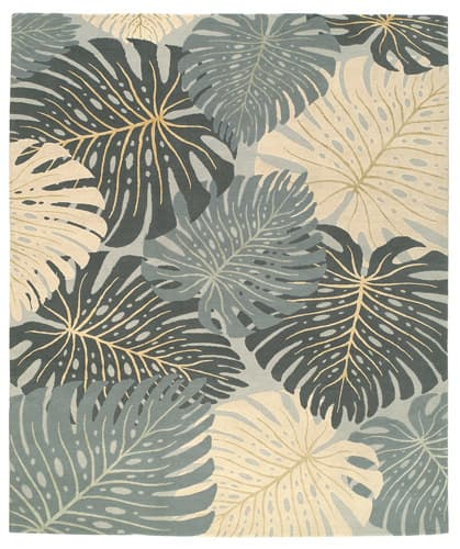 Tufenkian Shakti Tropical Breeze Dove Area Rug