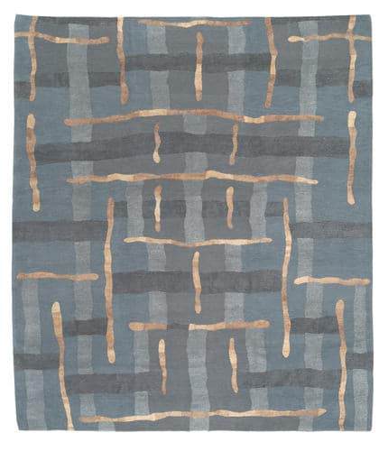 Tufenkian Shakti Vimini Coppermoon Area Rug