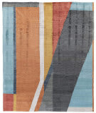 Tufenkian Knotted Pacific 8' x 10' Rug