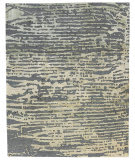 Tufenkian Knotted Streets of Paris Silverplate II Area Rug