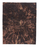 Tufenkian Tibetan Moonscape Dusty Red Area Rug