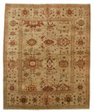 Tufenkian Knotted 7 12' x 15' Rug
