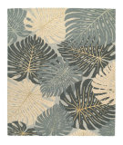 Tufenkian Tibetan Tropical Breeze Dove Area Rug
