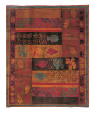 Tufenkian Tibetan Hothouse Midnight Area Rug