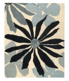 Tufenkian Tibetan Daisy Mae Touch Of Grey Area Rug