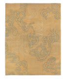Tufenkian Tibetan Cloud Nine Desert Area Rug