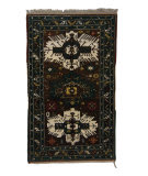 Tufenkian Knotted Brown 4' x 7' Rug