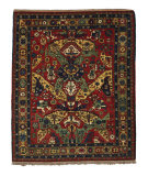 Tufenkian Knotted Ruby 8' x 10' Rug