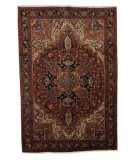 Tufenkian Heriz Semi-Antique Persian 6 Area Rug