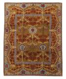 Tufenkian Tibetan Rust/Brown 8' x 10' Rug