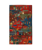 Tufenkian Tibetan  3' x 4' Rug