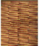 Tufenkian Tibetan Backgammon Etruscan Red Area Rug