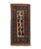 Tufenkian Knotted Boteh Brown Multi Area Rug