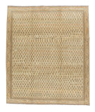 Tufenkian Knotted Gold 8' x 10' Rug