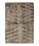 Tufenkian Knotted Brown 4' x 6' Rug