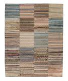 Tufenkian Tibetan Beige Stripes 8' x 10' Rug